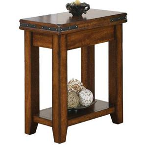 """Winners Only Mango 14"""" Small End Table"""