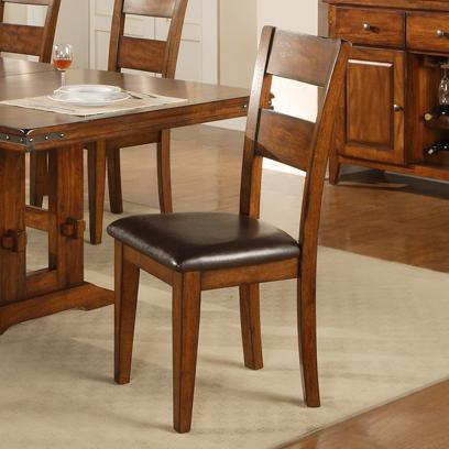 Mango Dining Side Chair by Winners Only at Crowley Furniture & Mattress