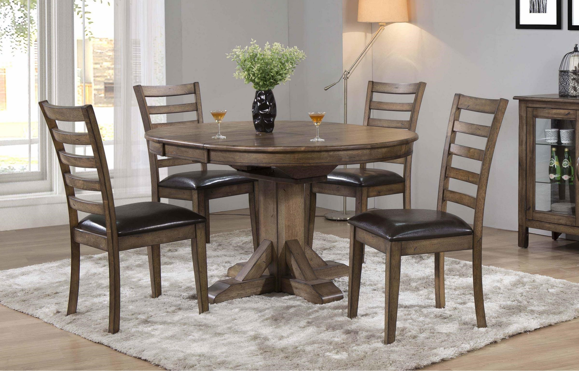 Newport 5 Pc. Dining Set at Bennett's Furniture and Mattresses
