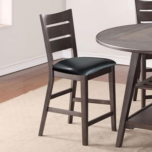 Ladderback Counter Height Dining Chair