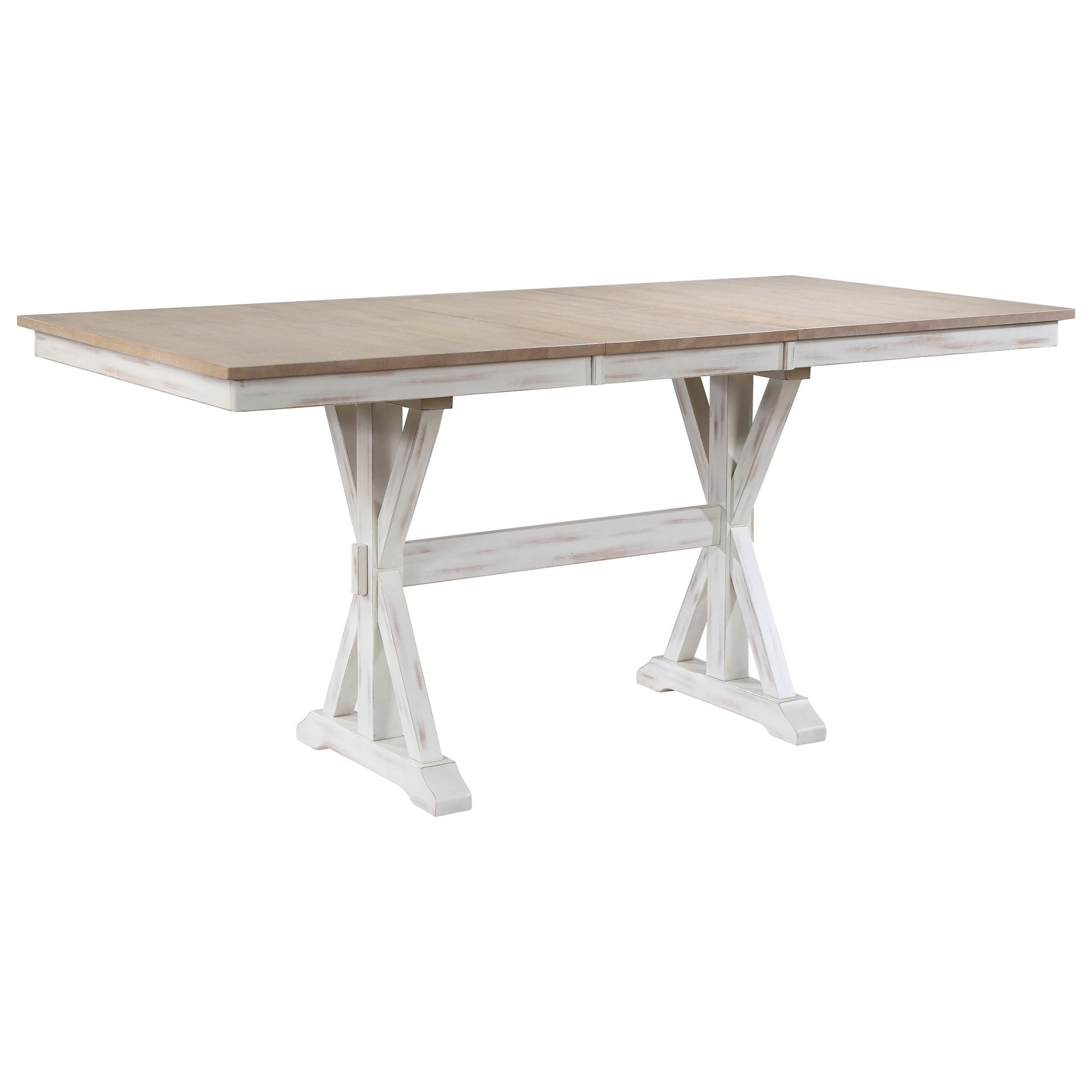 Rectangular Counter Height Table