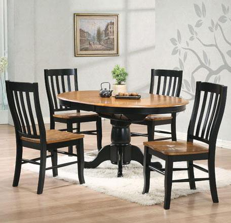 Quails Run 5 Piece Round Table and Chair Set by Winners Only at Mueller Furniture