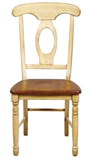 Quails Run Napoleon Side Chair by Winners Only at Mueller Furniture