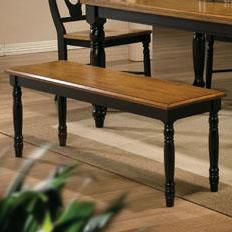 """Winners Only Quails Run 48"""" Dining Bench"""