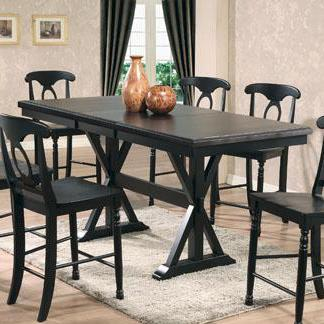 "Quails Run 78"" Tall Table by Winners Only at Mueller Furniture"