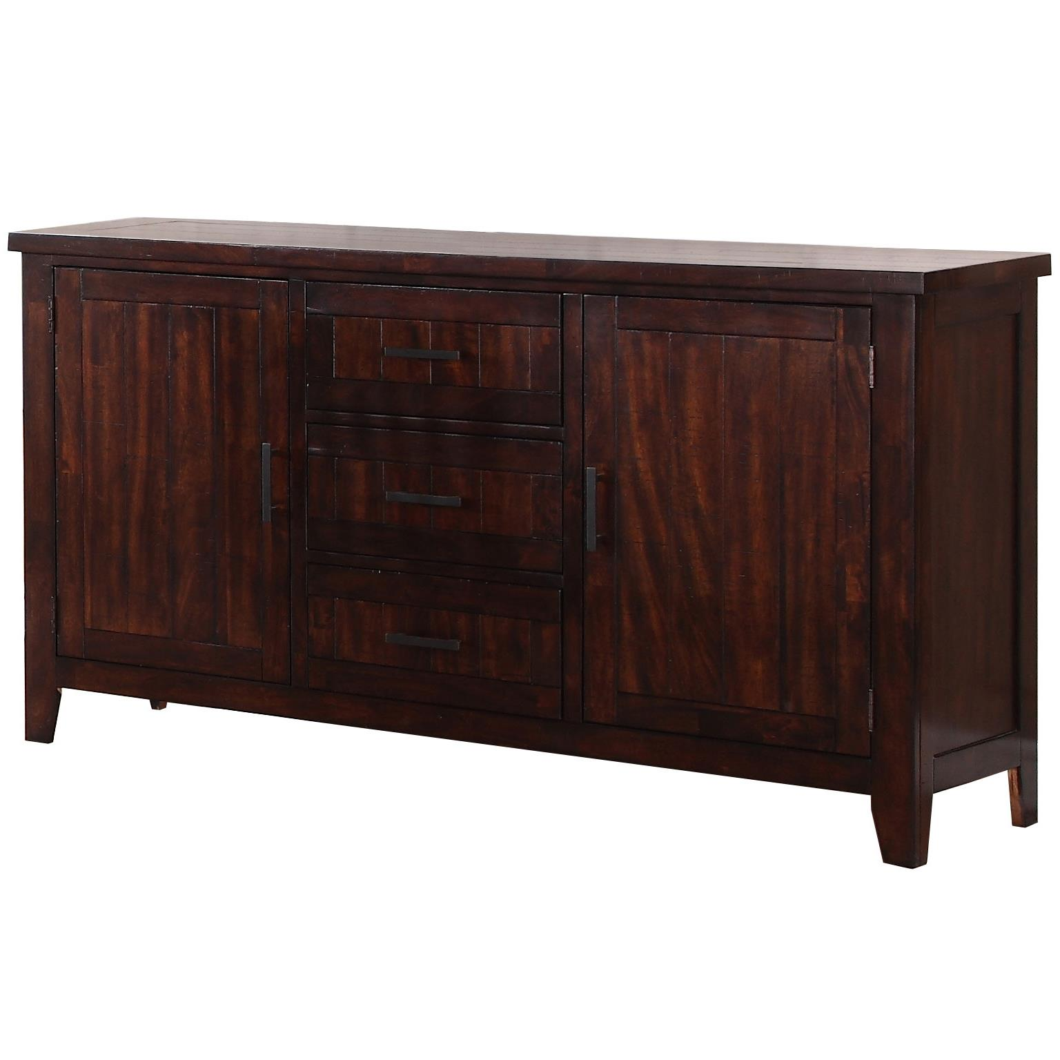 Retreat Sideboard by Winners Only at Crowley Furniture & Mattress