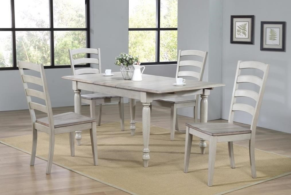Ridgewood 5-Piece Dining Table Set by Winners Only at Crowley Furniture & Mattress