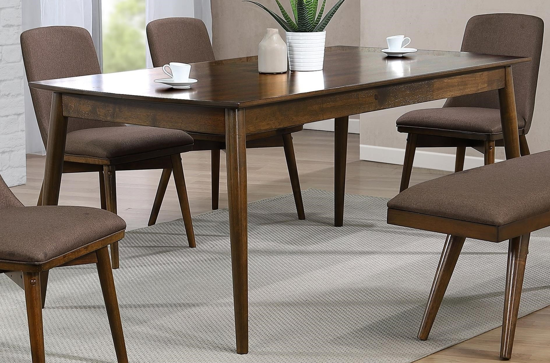 Santana Rectangular Dining Table by Winners Only at Crowley Furniture & Mattress