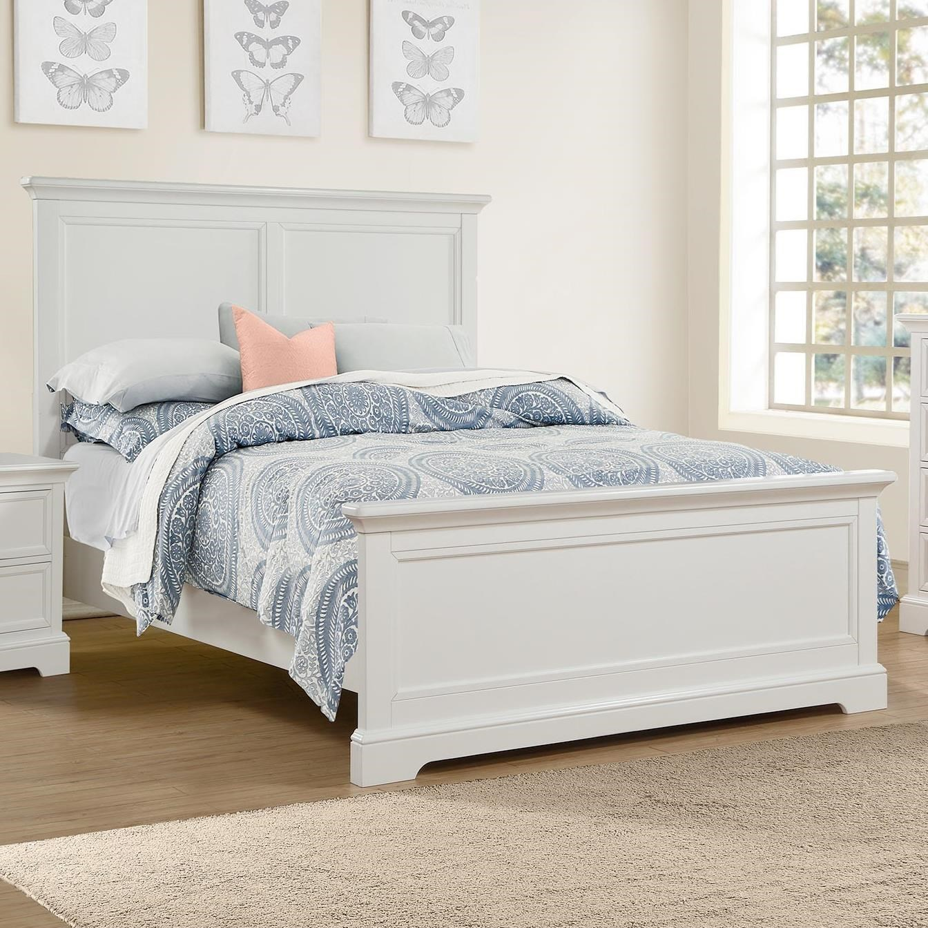 Tamarack Full Panel Bed by Winners Only at Crowley Furniture & Mattress