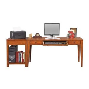 Winners Only Topaz  Writing Desk and Corner Table