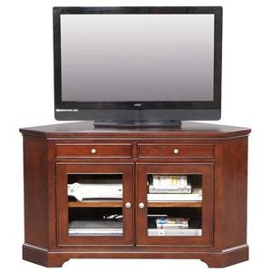 "Winners Only Topaz 55"" Corner Media Base"
