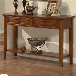 Winners Only Topaz Sofa Table