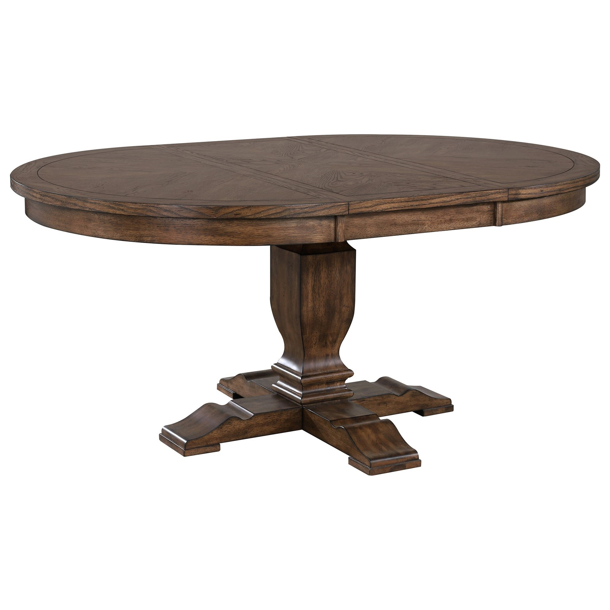 Utica Round Kitchen Table by Winners Only at Lindy's Furniture Company