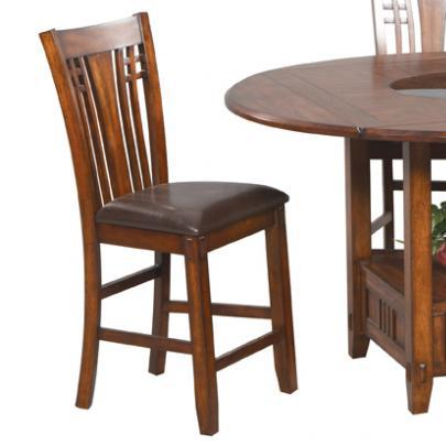Zahara Mission Style Barstool by Winners Only at Steger's Furniture