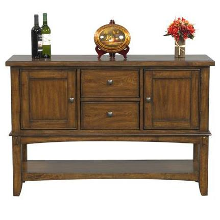 """Zahara 54"""" Server by Winners Only at Steger's Furniture"""