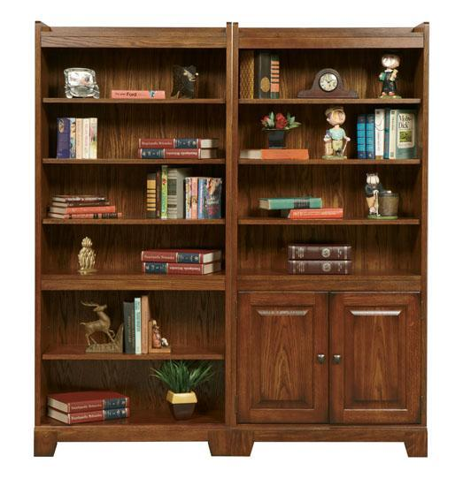 Zahara Open Bookcase by Winners Only at Mueller Furniture