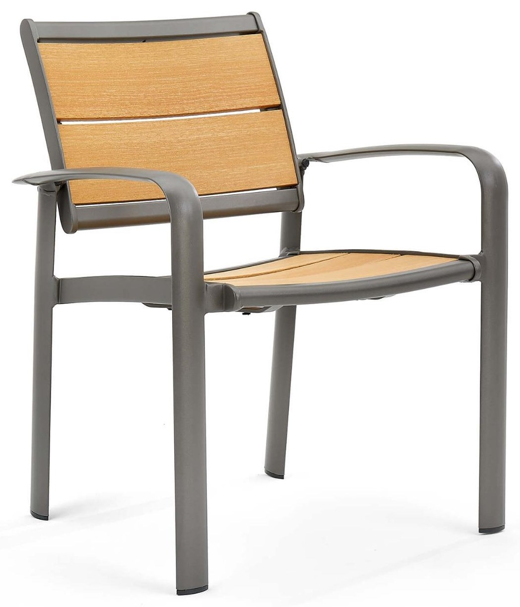 Harper Stacking Arm Chair by Winston at Johnny Janosik