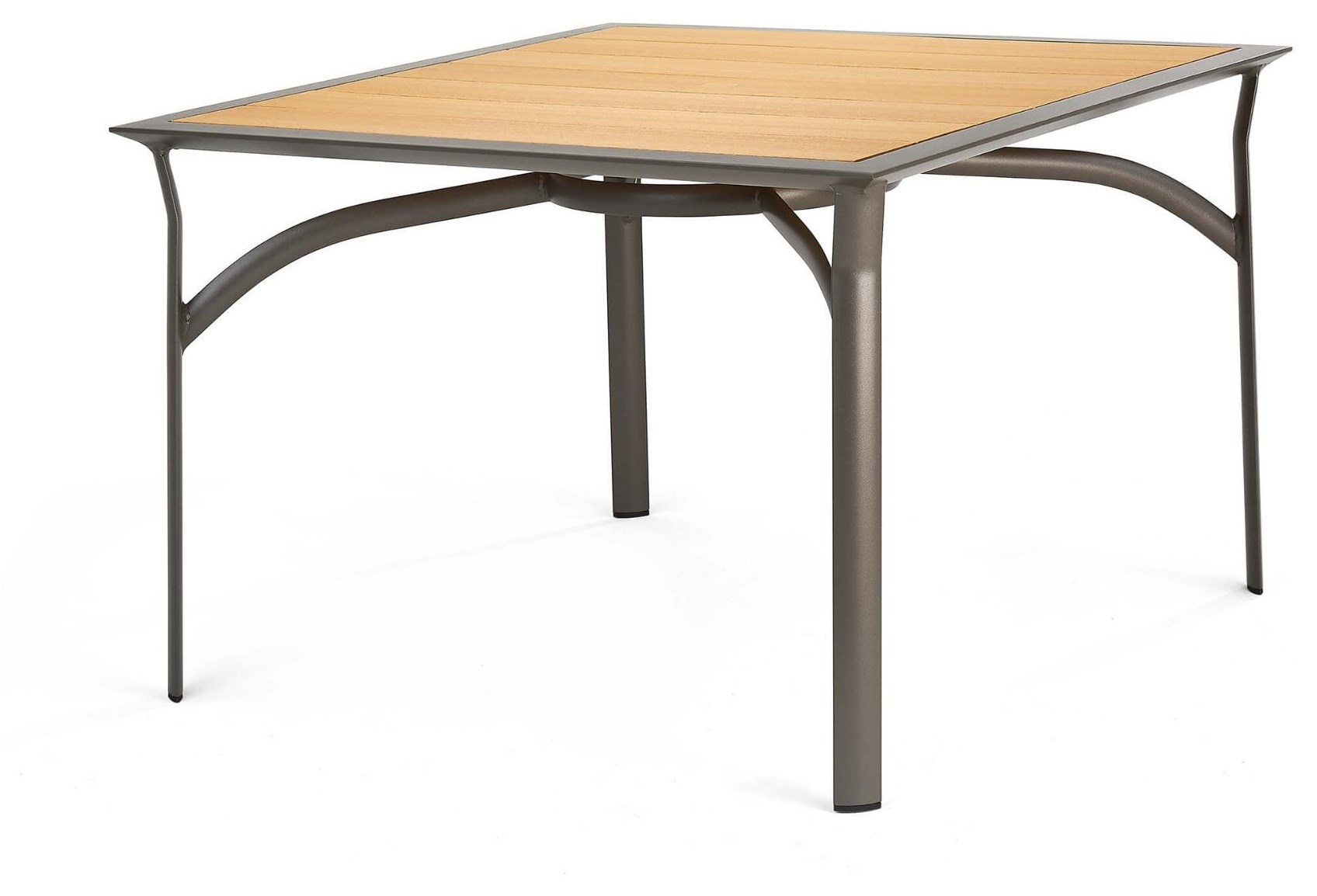 Harper 42 Inch Square Dining Table by Winston at Johnny Janosik