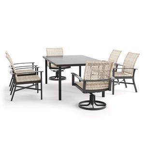 72 Inch Table, Chair, Swivel Chair