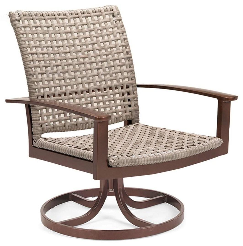 Jasper HQ Swivel Dining Chair by Winston at Johnny Janosik