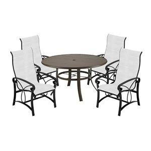 48 Inch Table and Chairs