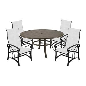 54 Inch Table and Chairs