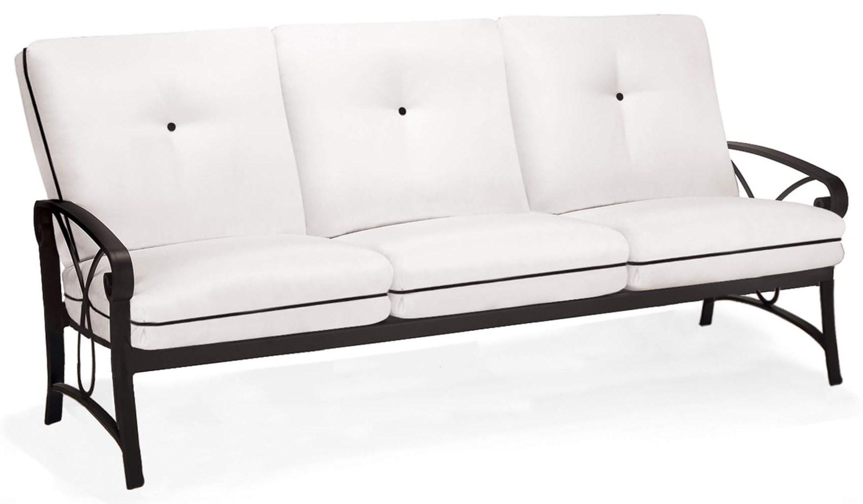 Palazzo Cushion Stationary Sofa by Winston at Johnny Janosik
