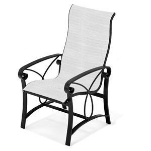 Ultra High Back Dinner Chair