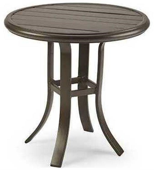 Savoy HQ End Table Base and Top by Winston at Johnny Janosik
