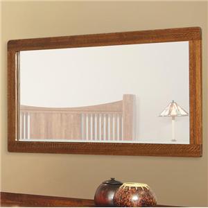 Witmer Furniture Heartland Landscape Mirror