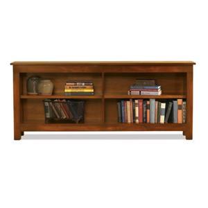 2-Shelf  Console Bookcase