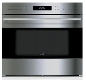 """Built-In Ovens - Wolf 30"""" E Series Built-In Single Oven by Wolf at Furniture and ApplianceMart"""
