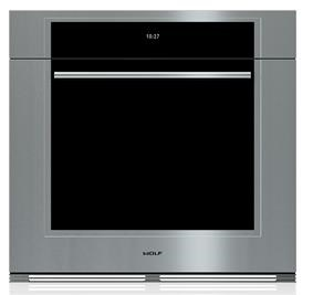 """Built-In Ovens - Wolf 30"""" M Series Built-In Single Oven by Wolf at Furniture and ApplianceMart"""