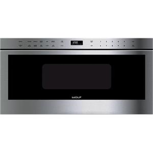 "Wolf Microwaves 30"" Drawer Microwave Drawer"
