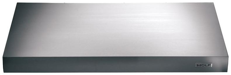 """Pro Ventilation 36"""" Pro 22"""" Deep Low-Profile Wall Hood by Wolf at Furniture and ApplianceMart"""