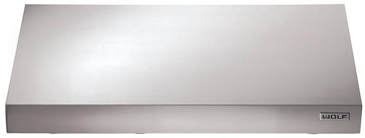 """Pro Ventilation 30"""" Pro 24"""" Deep Wall Hood by Wolf at Furniture and ApplianceMart"""