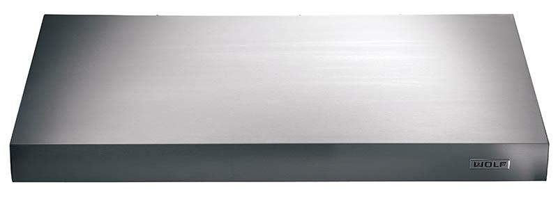 """Pro Ventilation 48"""" Pro 27"""" Deep Wall-Mount Canopy Hood  by Wolf at Furniture and ApplianceMart"""