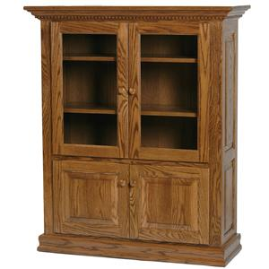 Customizable Classic Bookcase