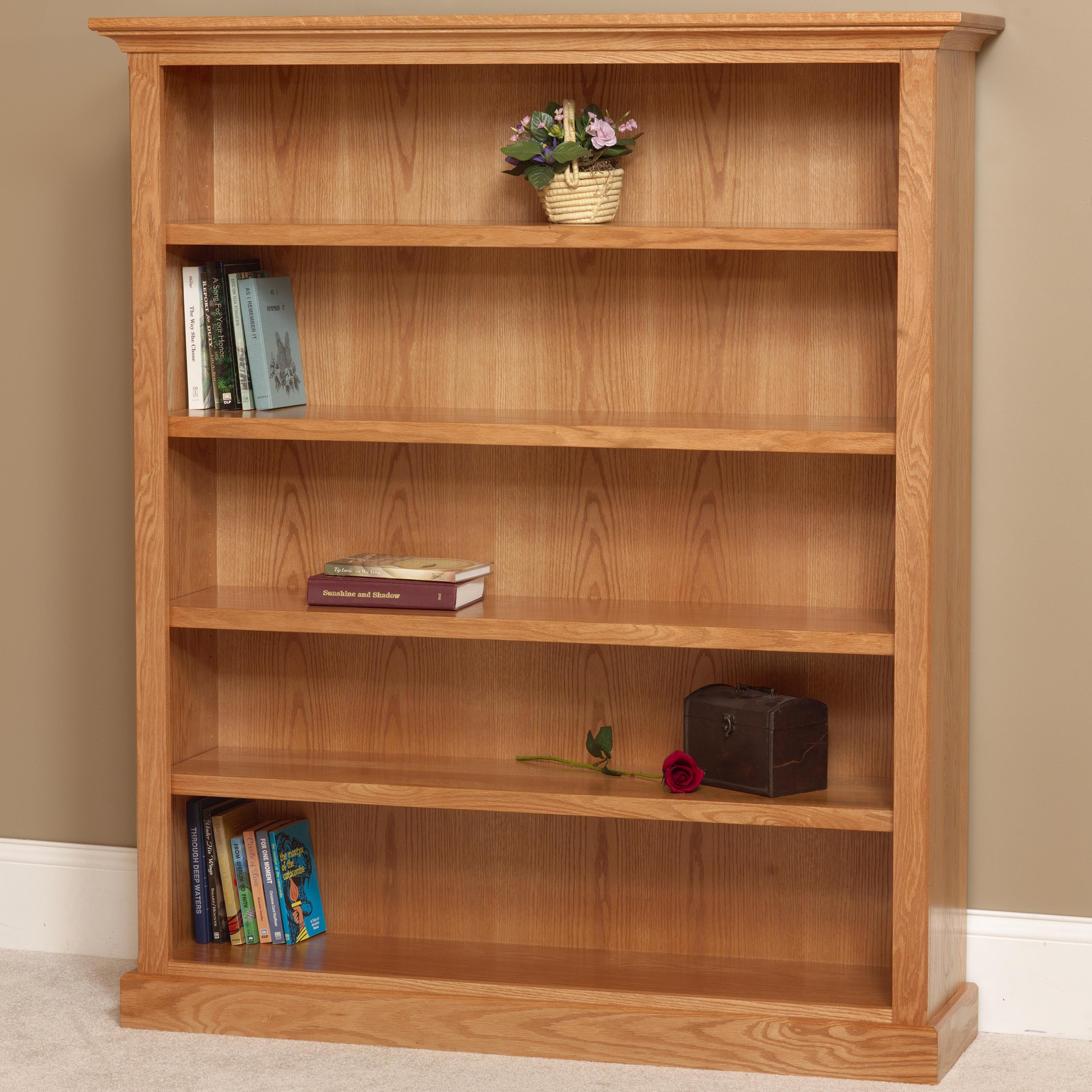 Wonder Wood Bookcases Customizable Country Lane Bookcase by Wonder Wood at Saugerties Furniture Mart