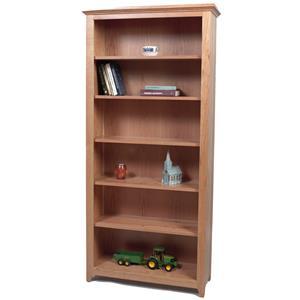Customizable Doughty Ridge Bookcase