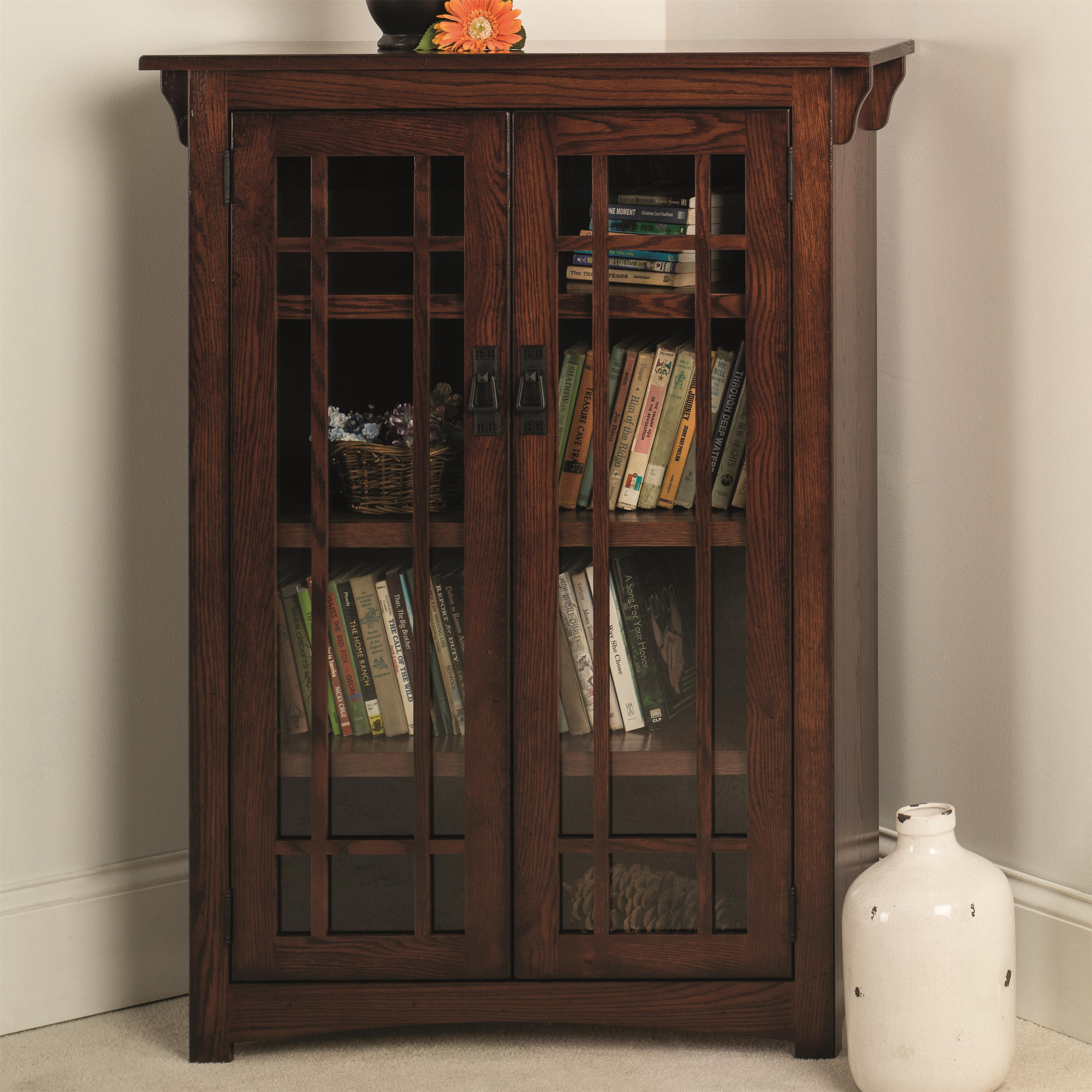 Wonder Wood Bookcases Customizable Old Mission Bookcase by Wonder Wood at Saugerties Furniture Mart
