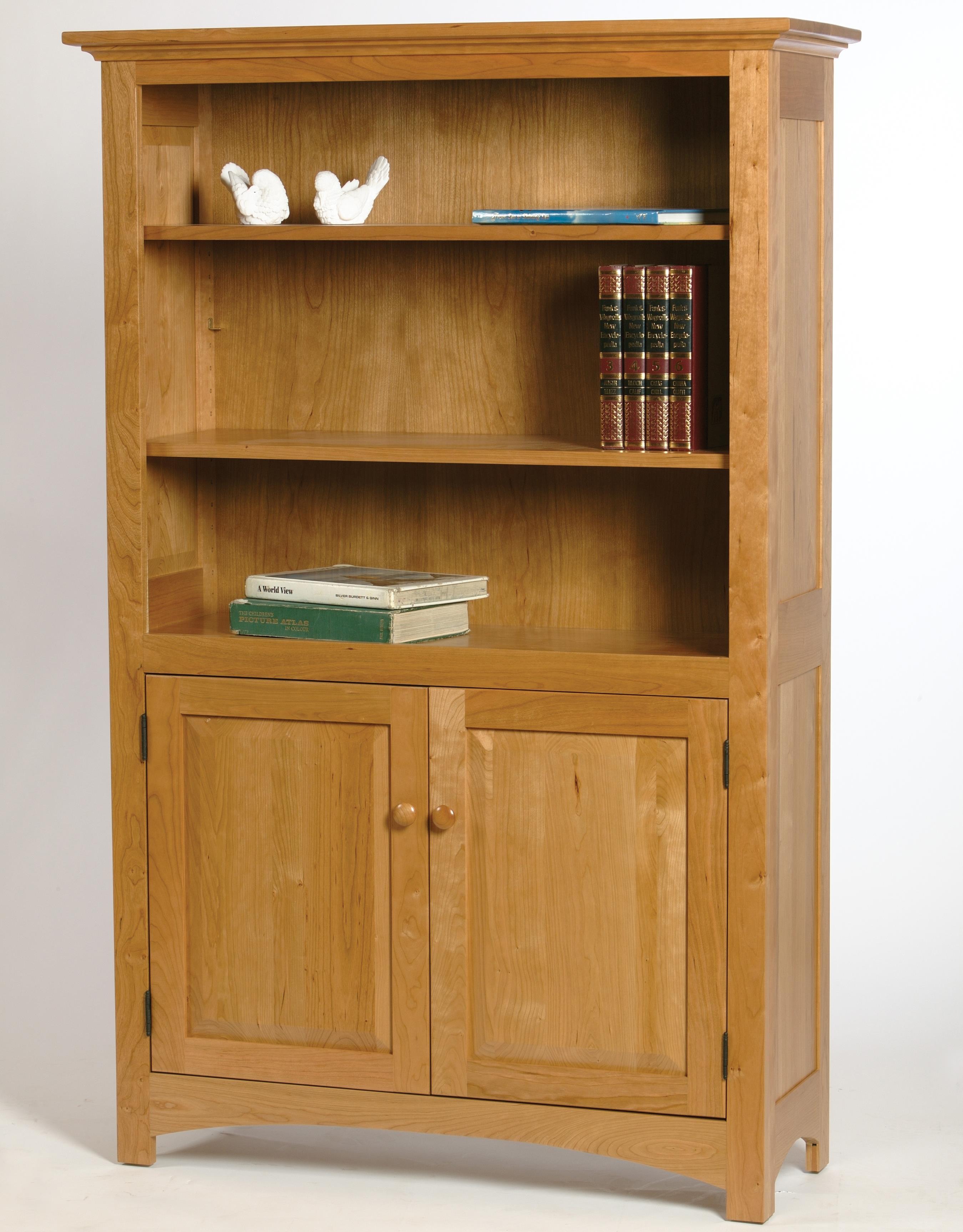 Wonder Wood Bookcases Customizable Prairie Bookcase by Wonder Wood at Saugerties Furniture Mart