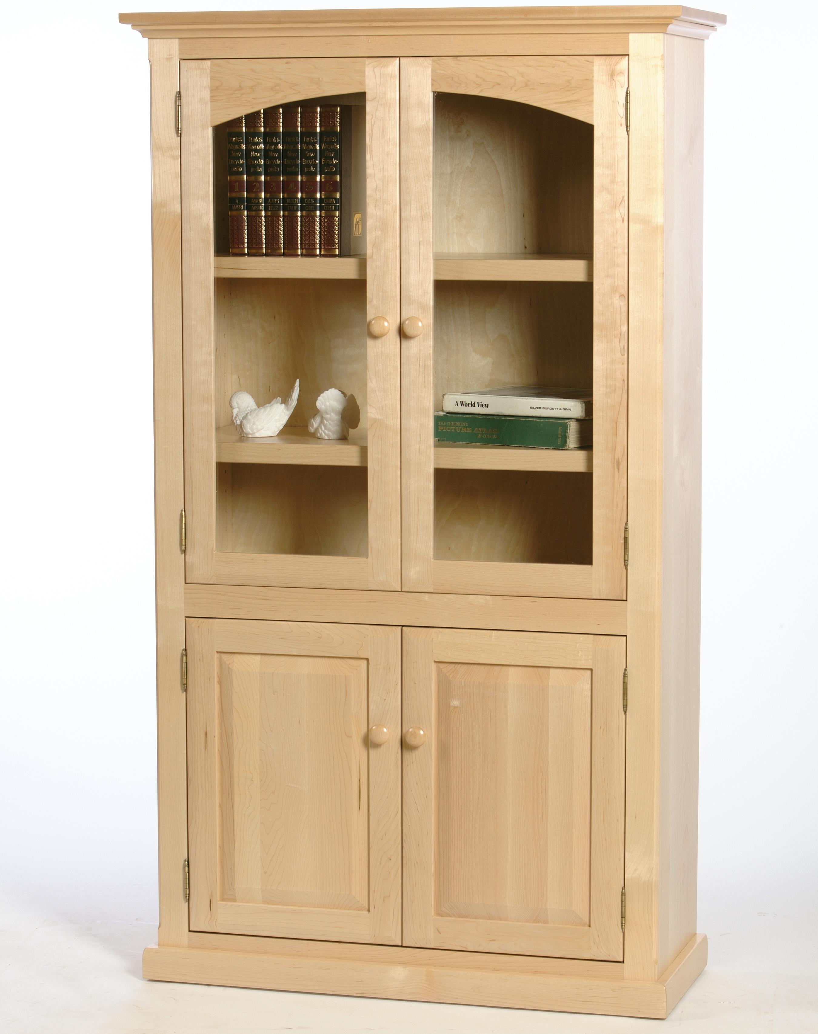 Wonder Wood Bookcases Customizable Salem Bookcase by Wonder Wood at Saugerties Furniture Mart