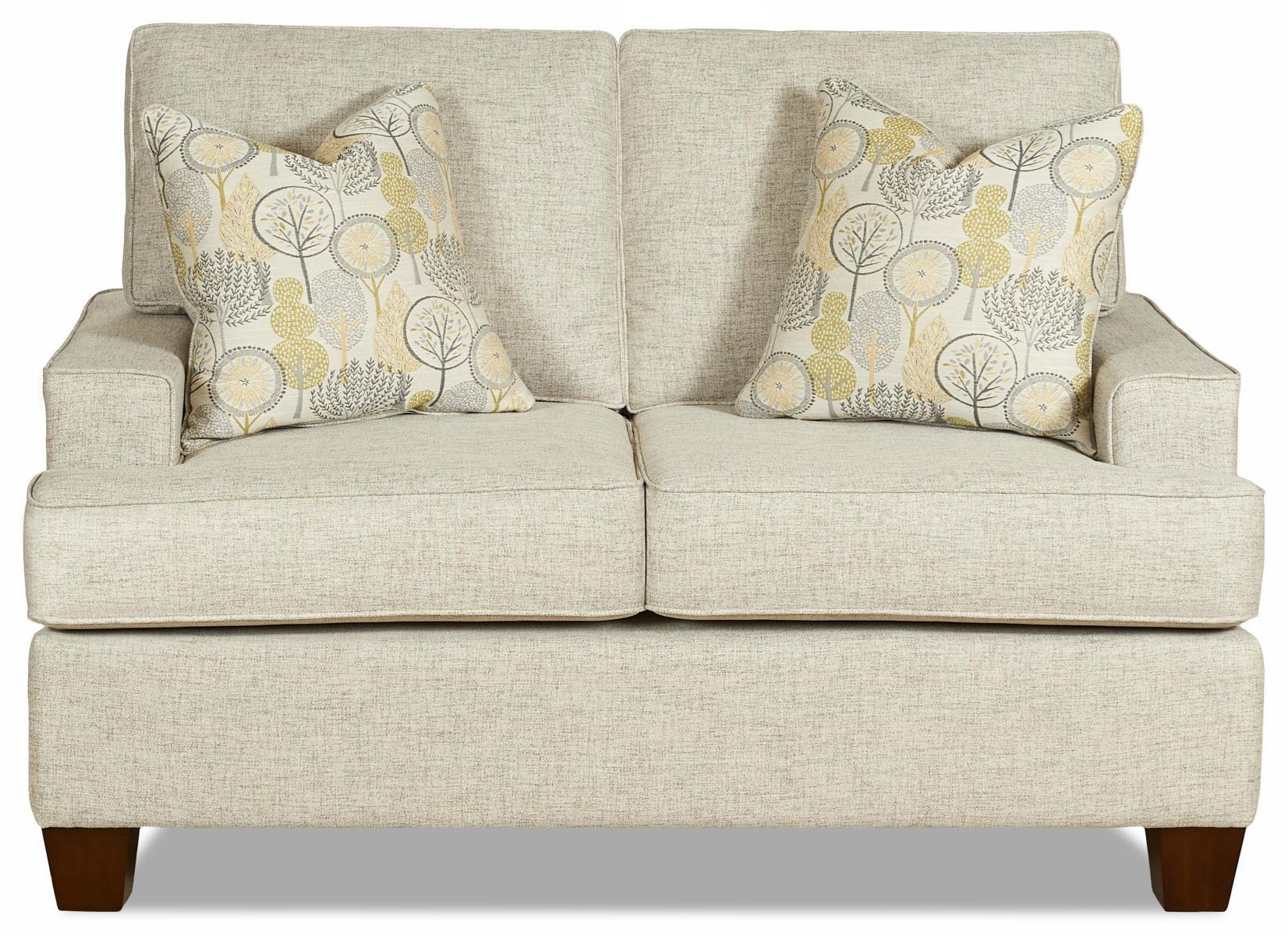 Bayside Loveseat by Wood House at Crowley Furniture & Mattress