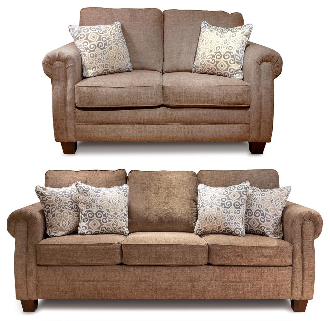 Landers 2PC Sofa & Loveseat Set at Rotmans