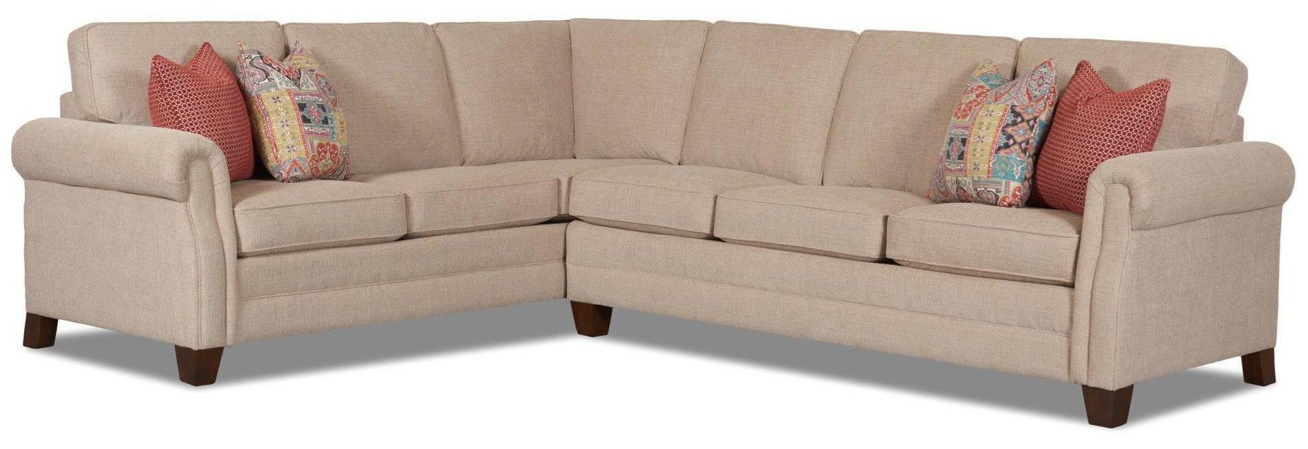 Archie 2PC Sectional Sofa at Rotmans