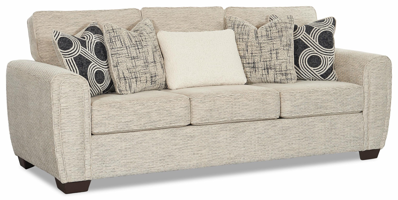 "Mason 91"" SOFA by Wood House at Darvin Furniture"