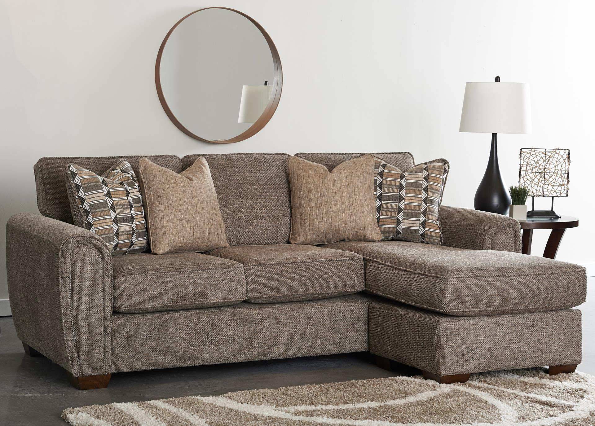 Thunder Sectional Chaise Sofa at Rotmans