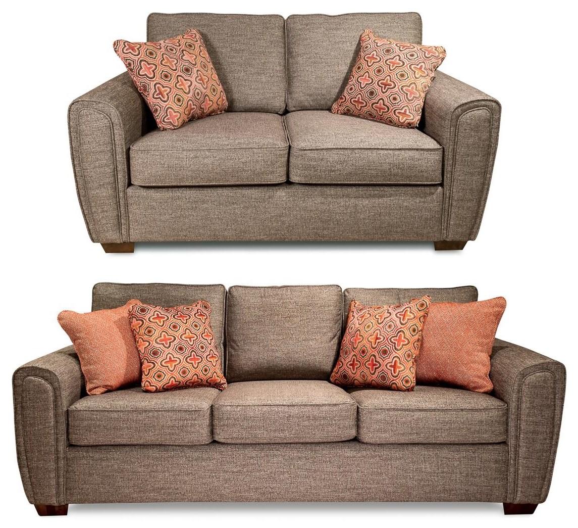 Mason 2PC Sofa & Loveseat Set at Rotmans