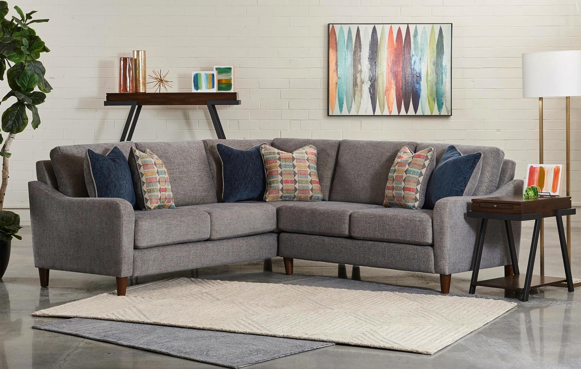 Coach 2PC Sectional Sofa at Rotmans